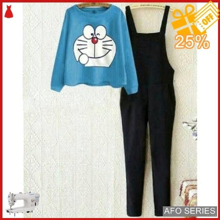 AFO727 Model Fashion Jump Dora Smile Modis Murah BMGShop