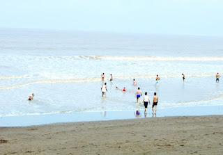 Tithal valsad beach