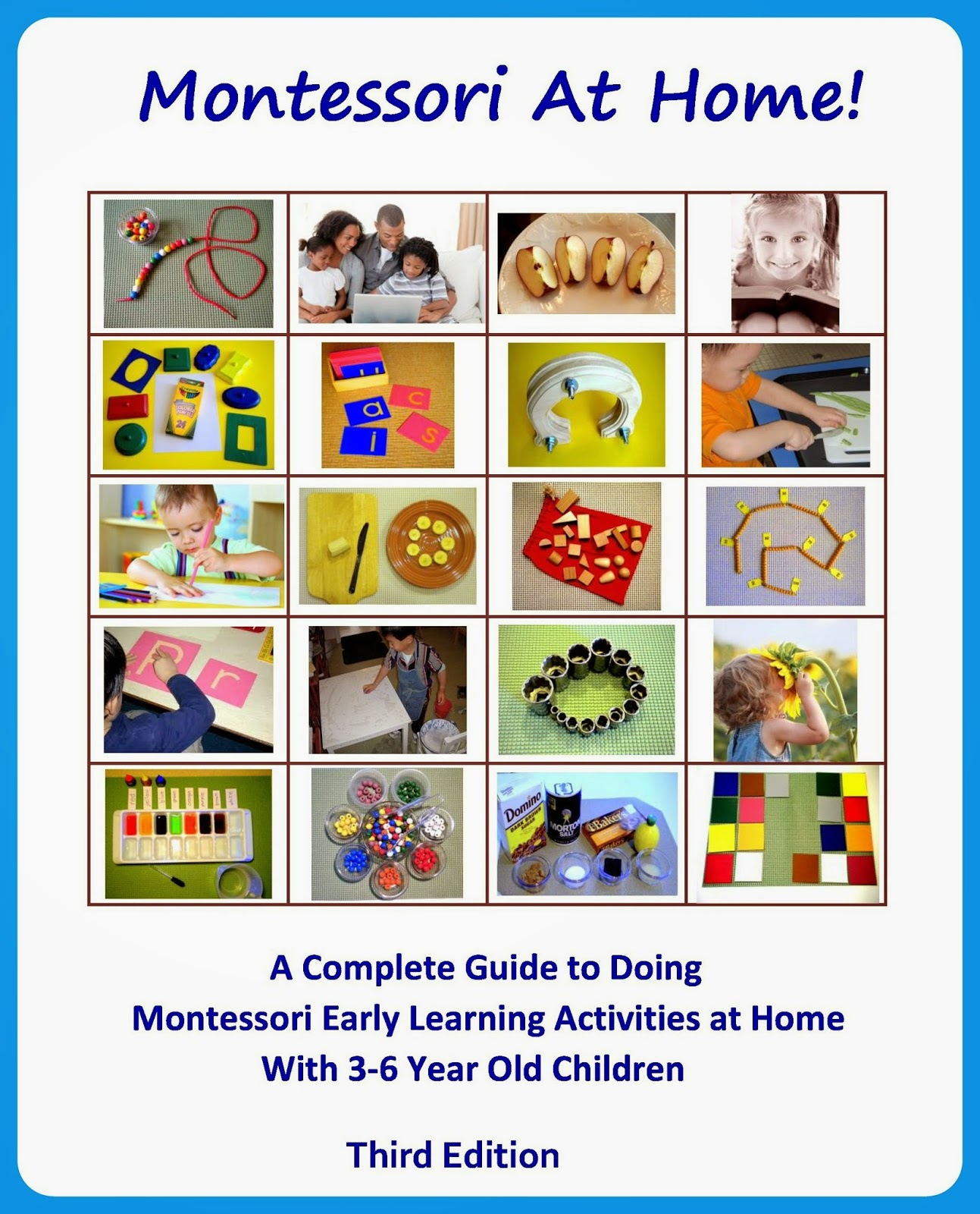 Little Tiger Growing Up Montessori At Home By John Bowman