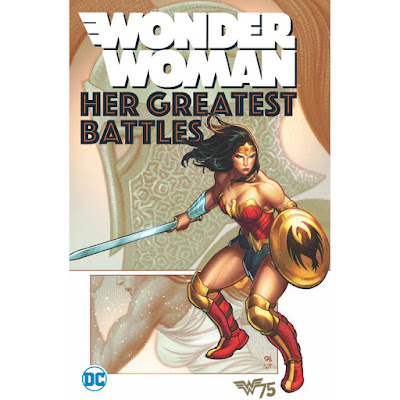Wonder Woman Her Greatest Battles cover