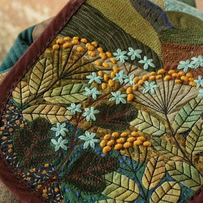 quilt roslinny