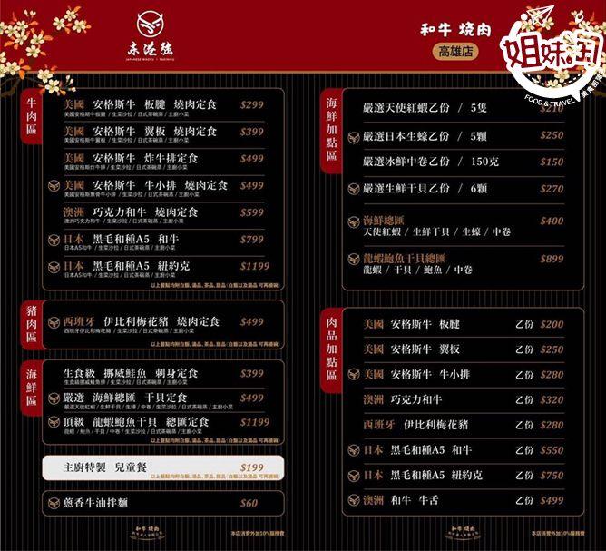 東港強-鼓山區燒烤推薦美食
