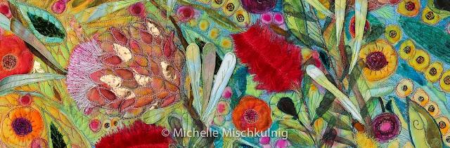 obrazy tekstylne