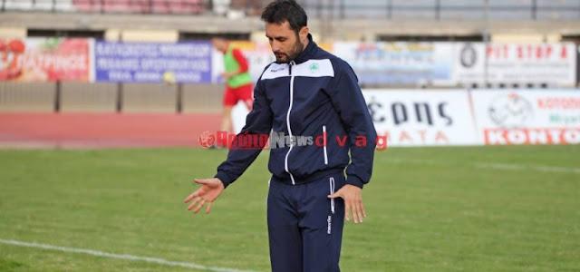 Ο Γιώργος Αντωνόπουλος προπονητής στον Παναργειακό;