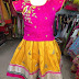 Traditional Style Kids Dress