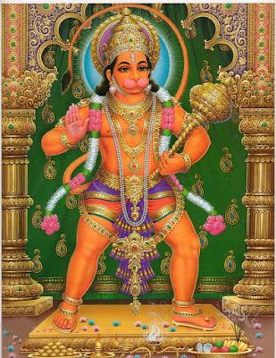 Hanuman-Ji-Photos-Images-green-color-pics