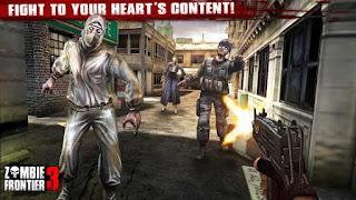 Zombie Frontier 3-Shoot Target Mod