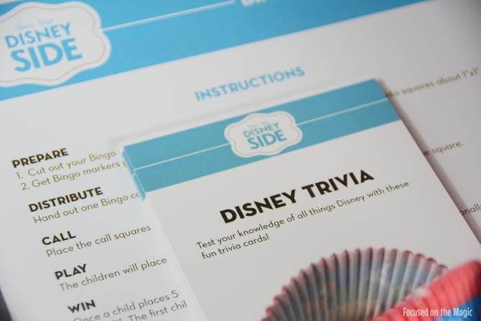 Disney Trivia - #DisneySide @Home Celebration!