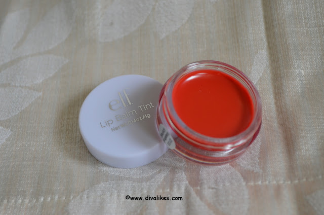 e.l.f Lip Balm Tint Grapefruit Review