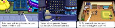 [Hoàn Thành] Rom Pokemon Black 2 Việt Hóa 95%