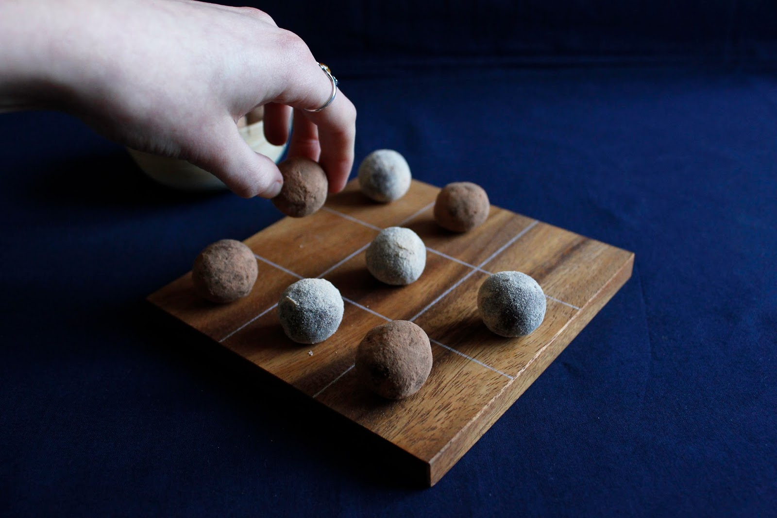 truffles raw