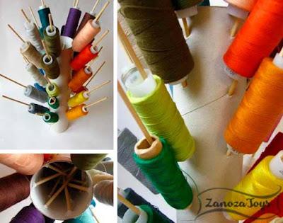 Органайзер для швейных ниток