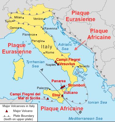 """Résultat de recherche d'images pour """"tsunami méditerranean sea Etna"""""""
