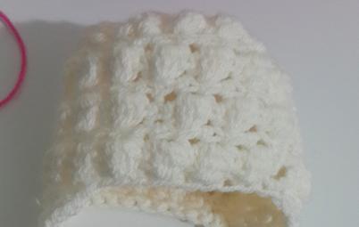 видеоурок вязания ажурной шапочки с ушками