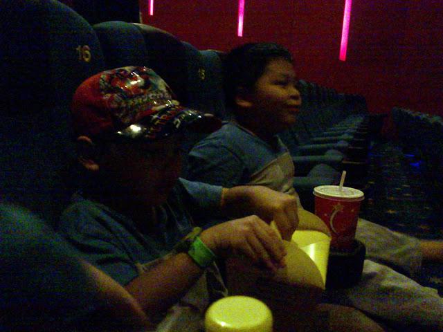 Tengok Boboiboy The Movie di GSC Alamanda Putrajaya