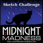 Past DT Member -- Midnight Madness Sketch Challenges