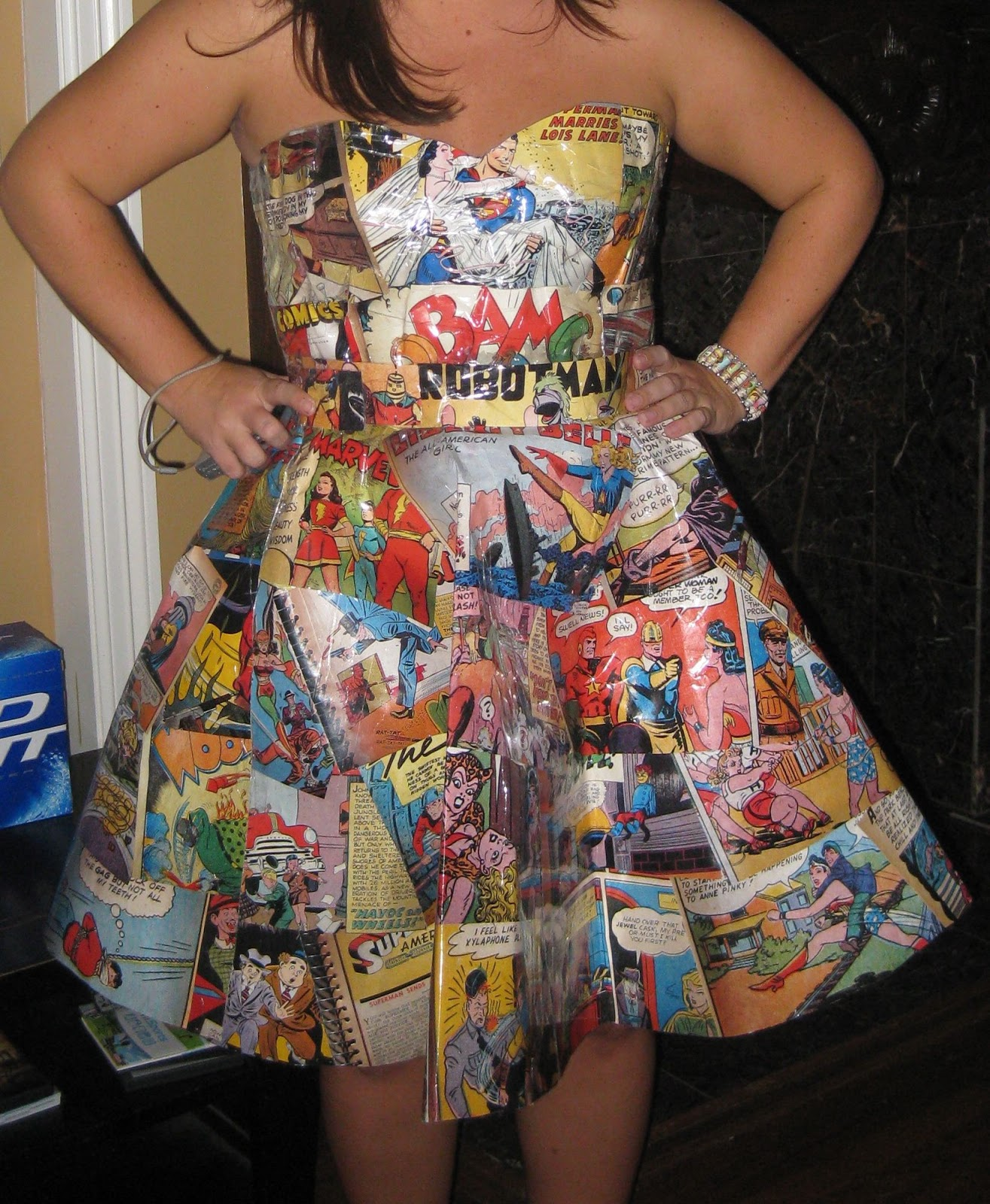 Recycled Halloween Decorations: The Art Of Up-Cycling: DIY Halloween Costumes- Scary