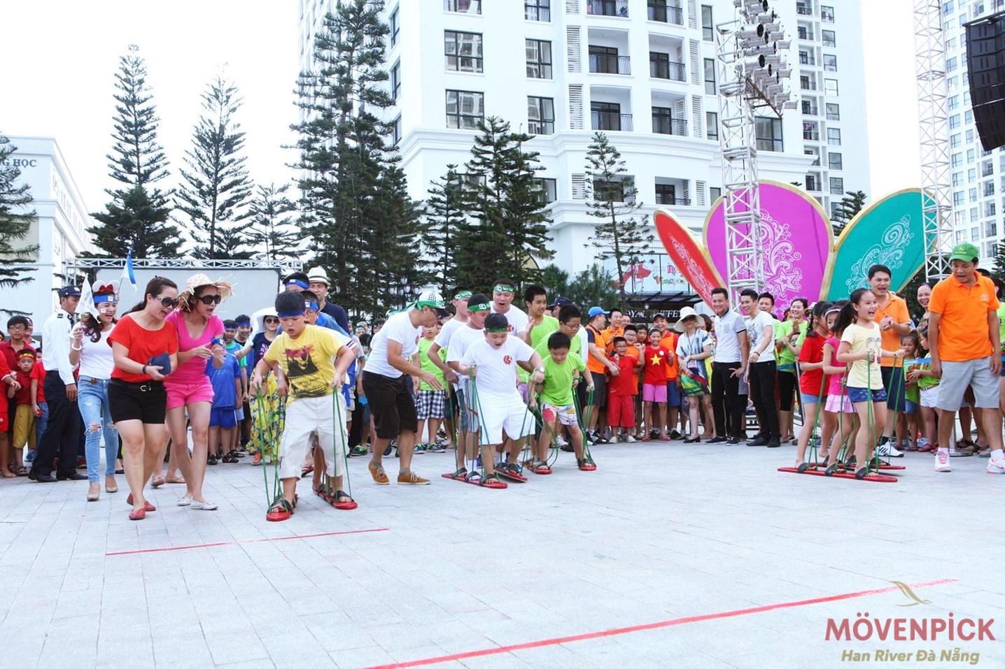 Cộng đồng cư dân văn minh của Movenpick Đà Nẵng