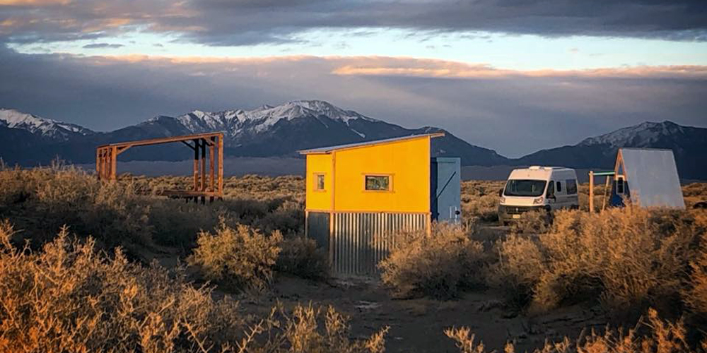 Any DomeGaia Builders in Southern Colorado? | Domegaia