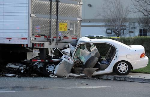 Fresno Visalia Bakersfield Accidents: February 2012