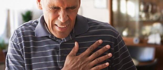 Πόνος στο στήθος, δύσπνοια, ζάλη μπορεί να είναι συμπτώματα Καρδιακής Ανακοπής