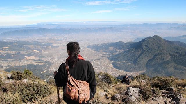 santa maria volcano hike guatemala