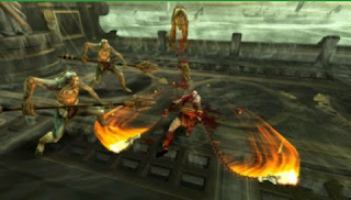 Download Game God of War Ghost of Sparta ISO PPSSPP