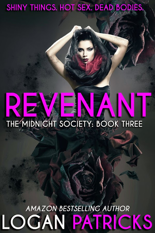 Revenant (The Midnight Society #3) by Logan Patricks