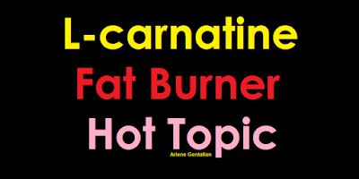 L-carnatine: Fat Burner?