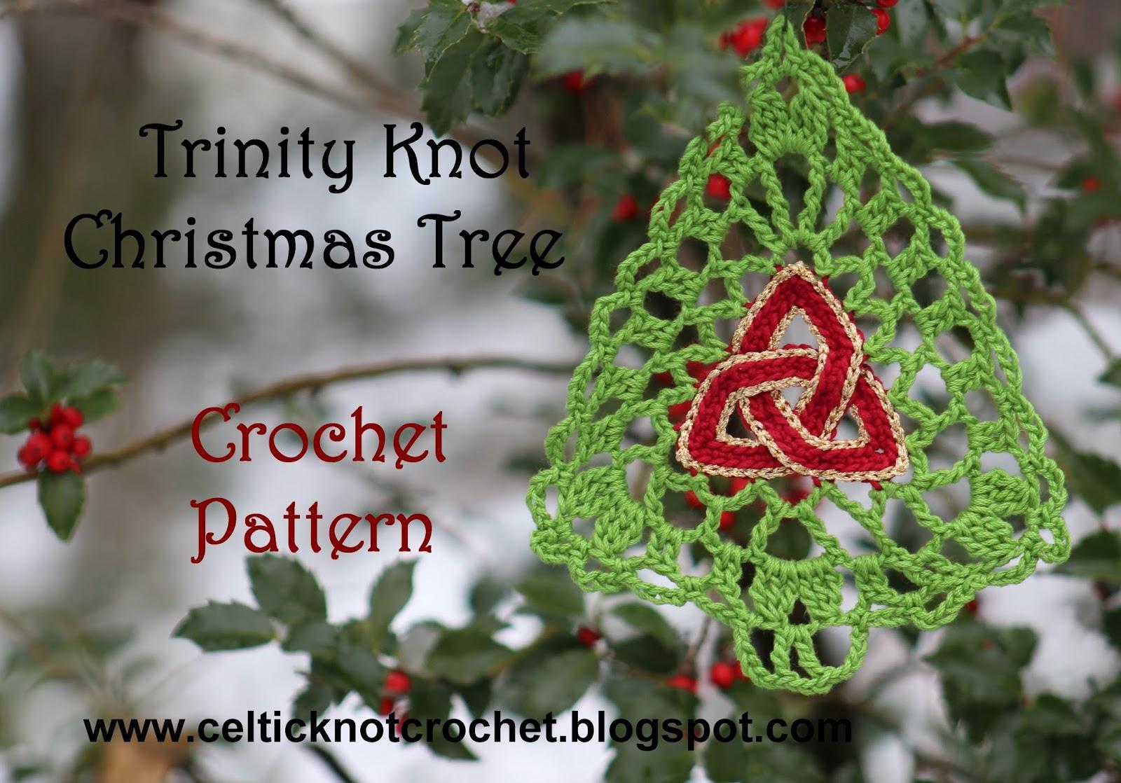 Celtic Knot Crochet Designs Celtic Knot Crochet