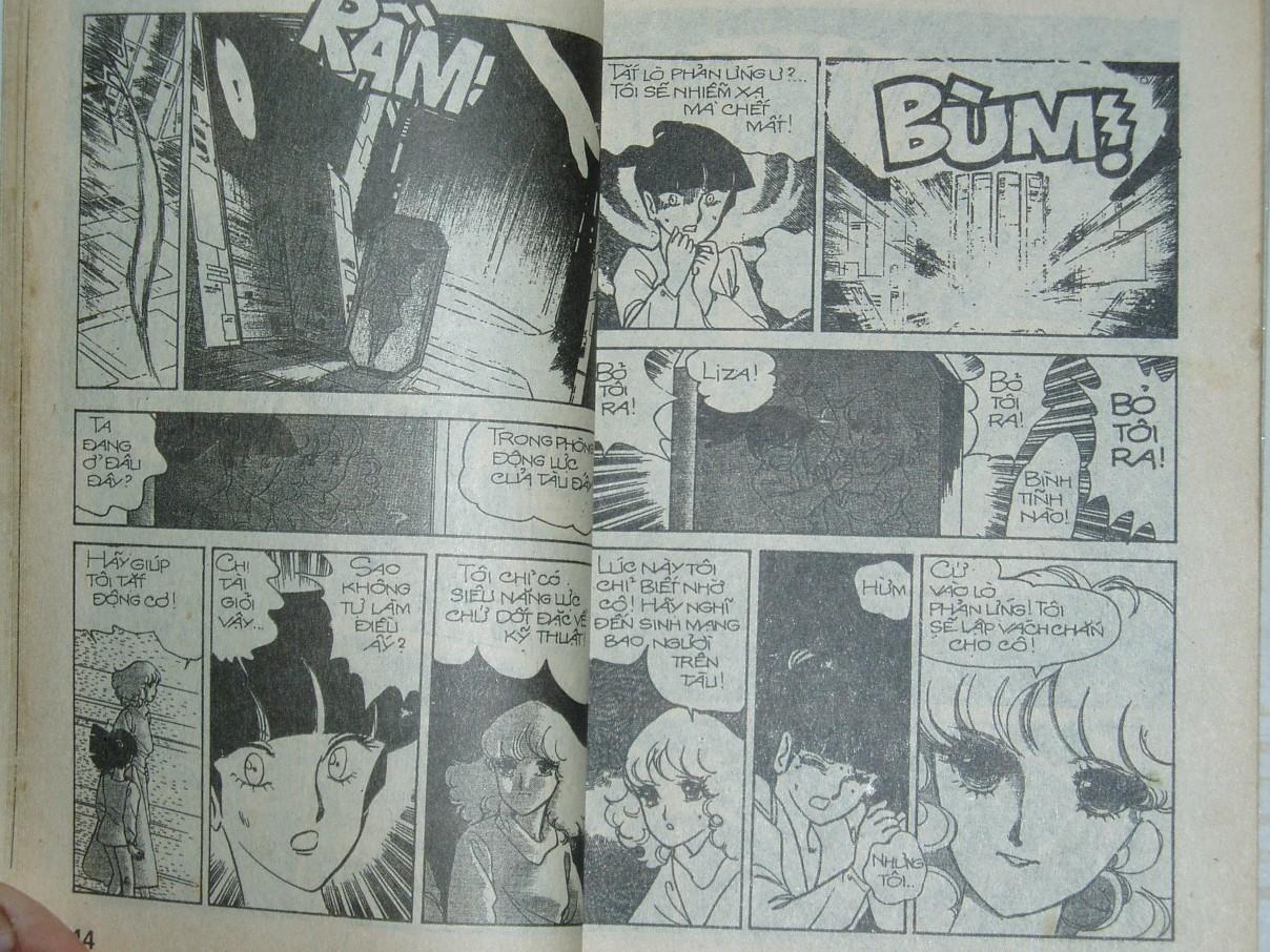 Siêu nhân Locke vol 10 trang 11