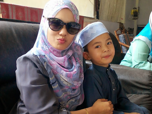 Photo Diary : First Day Raya ♥