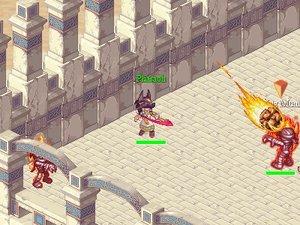 Serenia Fantasy Cannon Site Crisis