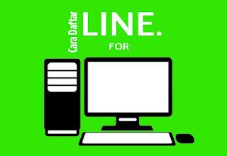 cara daftar akun line lewat google di pc