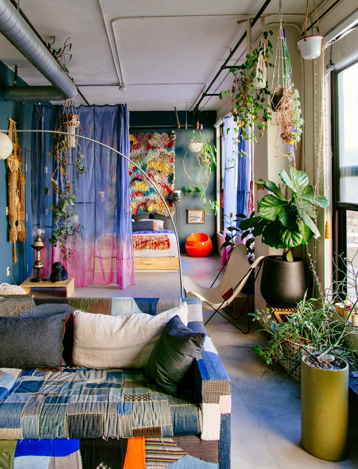 Im Wohnzimmer It S All About Interior Pinterest Living Room Robin M Anderson Bohemian Inspired Home Decor