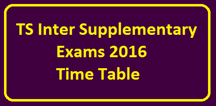 TS Inter Supplementary Exams 2016 Time Table Rc No 54 Telangana State Board of Intermediate Education | Tentative Time Table |Intermediate Theory Exams| Telangana Inter Supplementary Examinations 2016 Time Table |BIE Telangana IPE Inter Supplementary exams may 2016 Time Table|bie.telangana.gov.in Inter First and Second Year Supplementary exams may 2016 Time Table Download ,BIE Telangana Inter 1st First Year May 2016 Time Table,BIE Telangana Inter 2nd Second Year May 2016 Time Table || Inermediate Public Advanced Supplementary Examinations May/June 2016/2016/04/ts-inter-supplementary-exams-2016-time-table.html