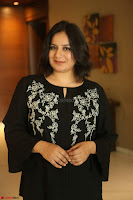 Cute Poja Gandhi in black dress at Dandupalyam 2 Movie press meet  ~  Exclusive 83.JPG