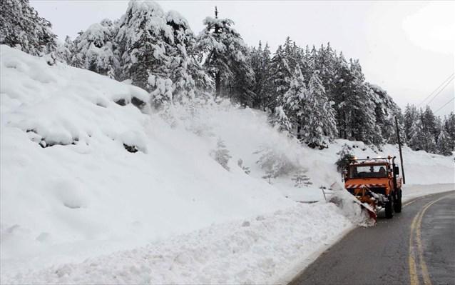 Χιονιάς στη Βόρεια Ελλάδα: δείτε αναλυτικά που χρειάζονται αλυσίδες