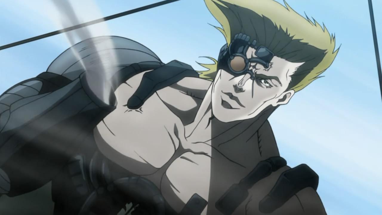 Otaku Nuts: Top 10 Anime Cyborgs
