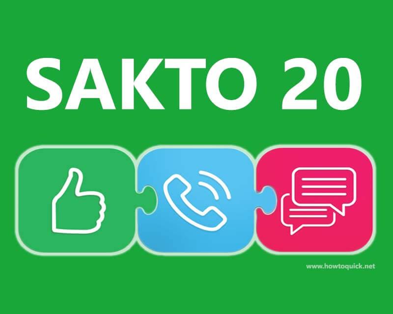 Smart SAKTO20