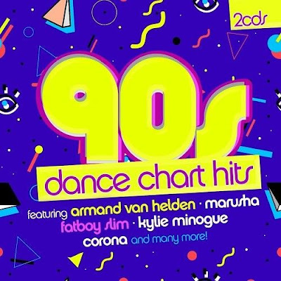 90s Dance Chart Hits 2018 2CD Mp3 320 Kbps