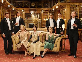 Elenco Downton Abbey