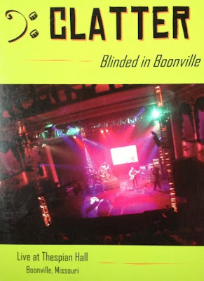 Clatter Blinded In Boonville 2004 DVD R1 NTSC VO