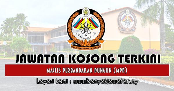 Jawatan Kosong 2019 di Majlis Perbandaran Dungun (MPD)