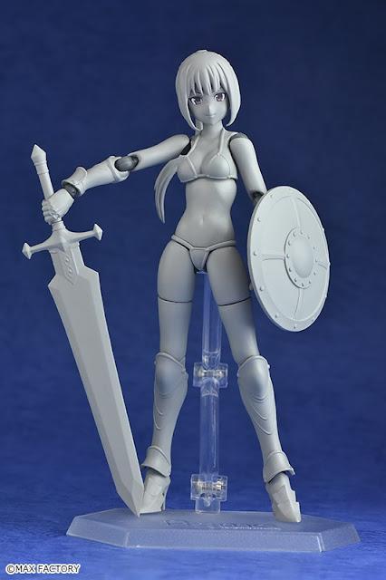 Figma Modello Bikini Armor (pending name)