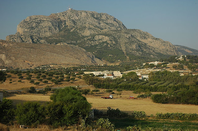 بحث حول المحميات الطبيعية في تونس