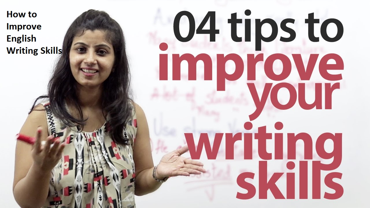 improve english writing skills online