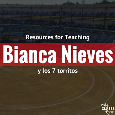 Planning for Bianca Nieves y los 7 torritos