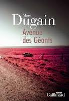 Couverture de Avenue des géants, Marc Dugain