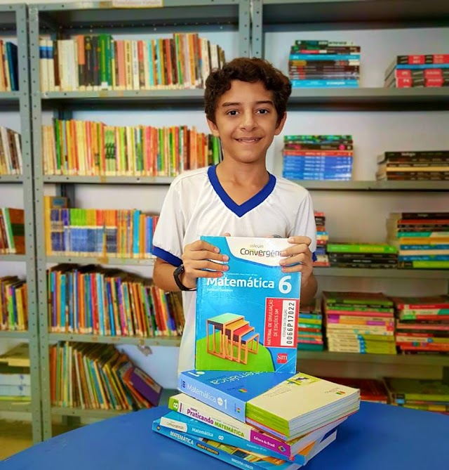 Aluno da Rede Municipal de Ensino de Severiano Melo conquista medalha de bronze na OBMEP 2018